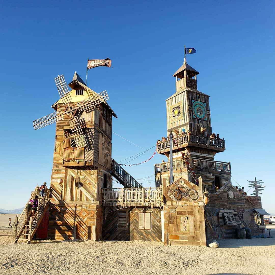 Burning Man 2019
